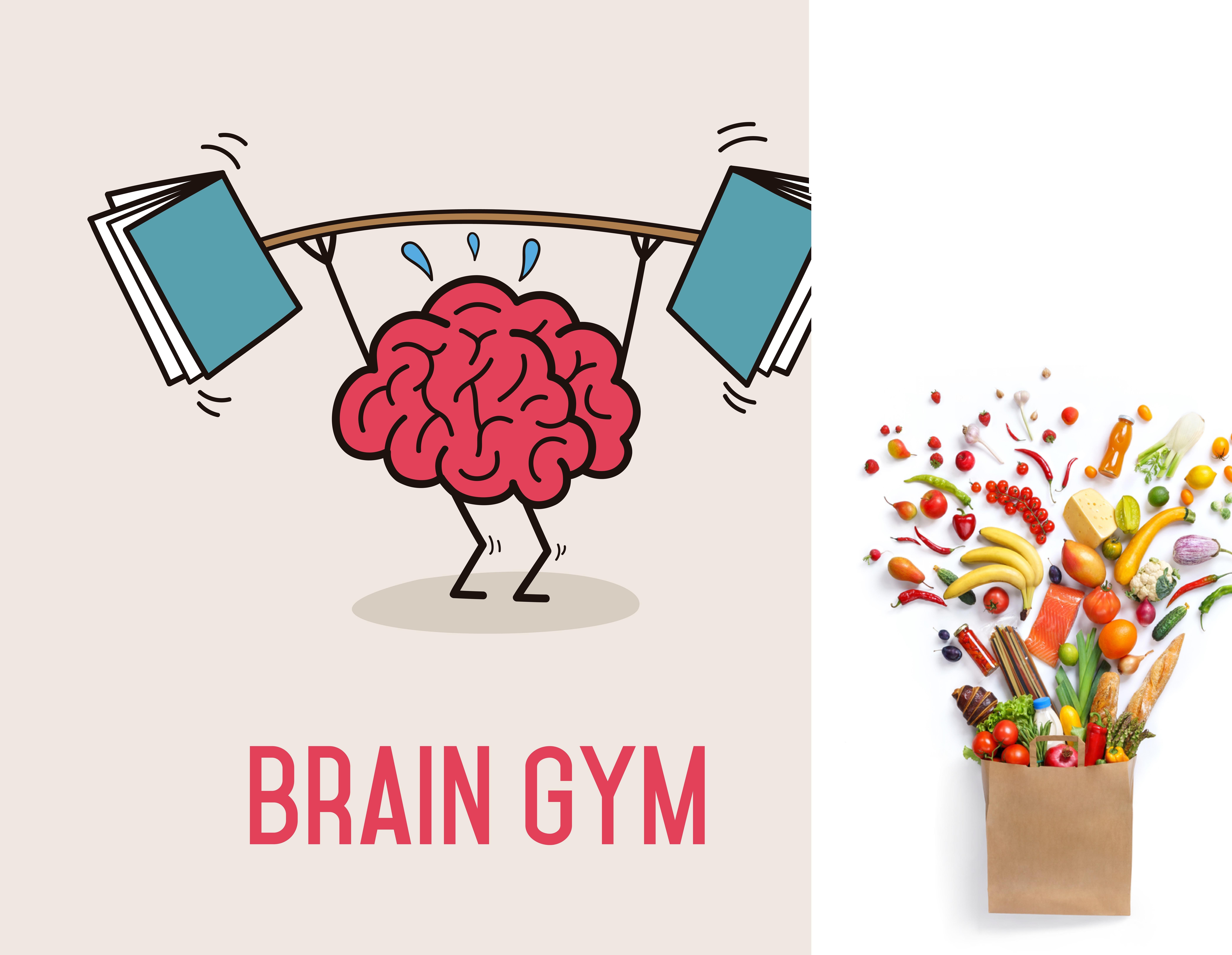 Juiste voeding is essentieel voor het menselijke brein