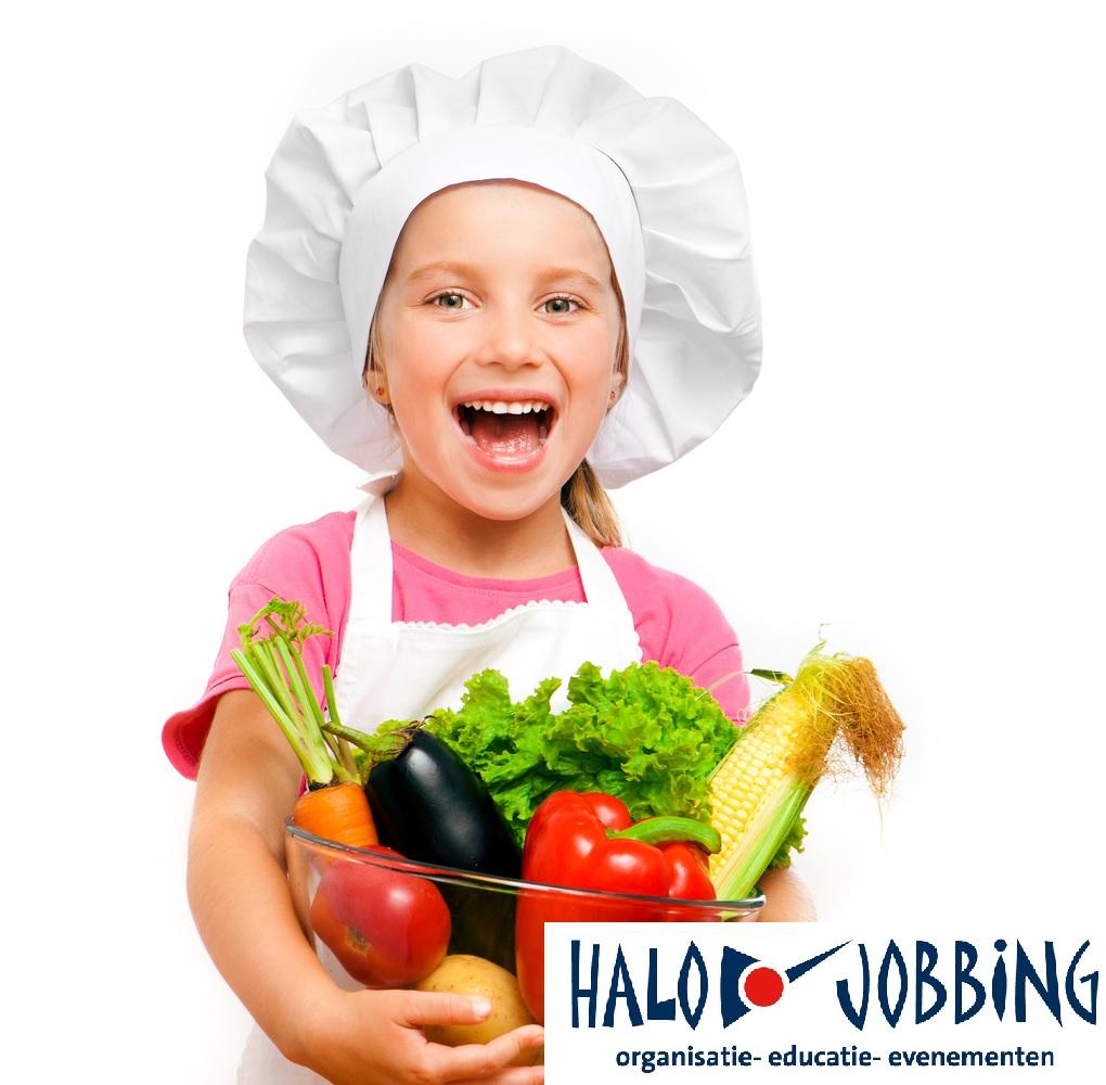 Gezonde voeding in het basisonderwijs? Dat kan samen met Halojobbing.